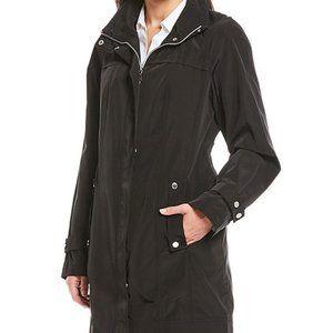 Calvin Klein Light Weight Black Anorak Jacket